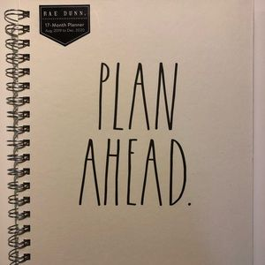 Other - Huge Rae Dunn Planner
